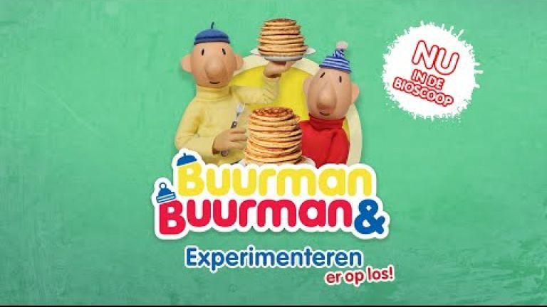 Buurman & Buurman, Experimenteren er op los!