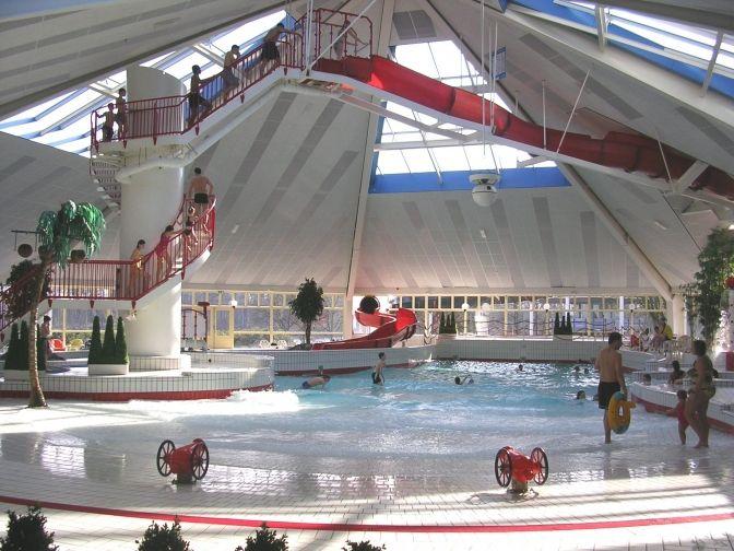 Open Dag zwembad de IJzeren Man