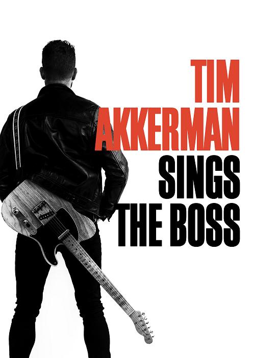 Tim Akkerman sings The Boss - Tim Akkerman & band