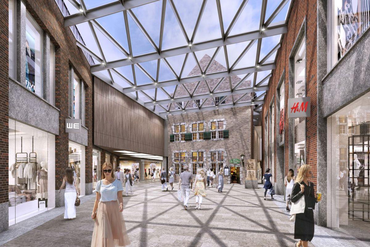 Architectuurcafé 16 januari Revitalisering Muntpassage