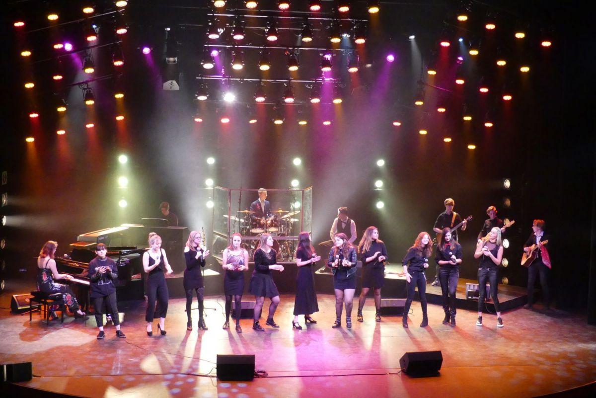 Muziekgala 2020 - Leerlingen LVO Weert