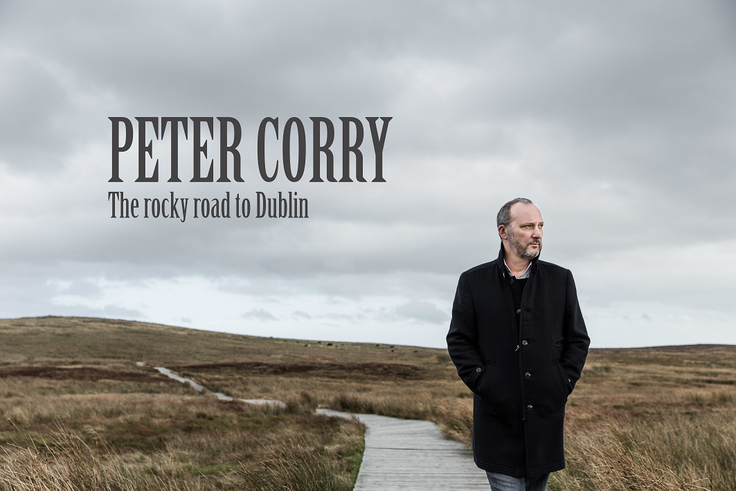 The rocky road to Dublin - Peter Corry & band
