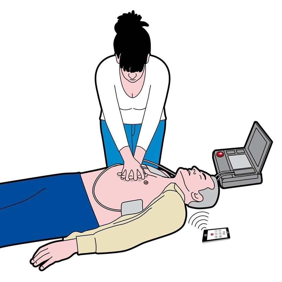 Reanimatie- en AED-cursus voor inwoners Moesel
