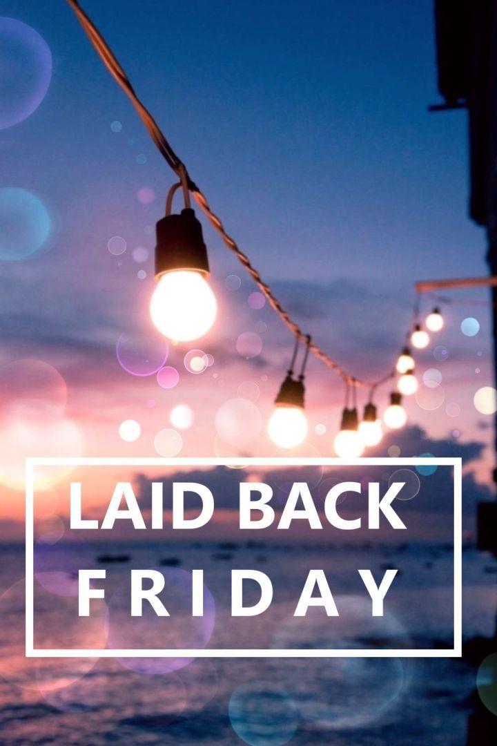 Vrijdagavond Live | Laid Back Friday