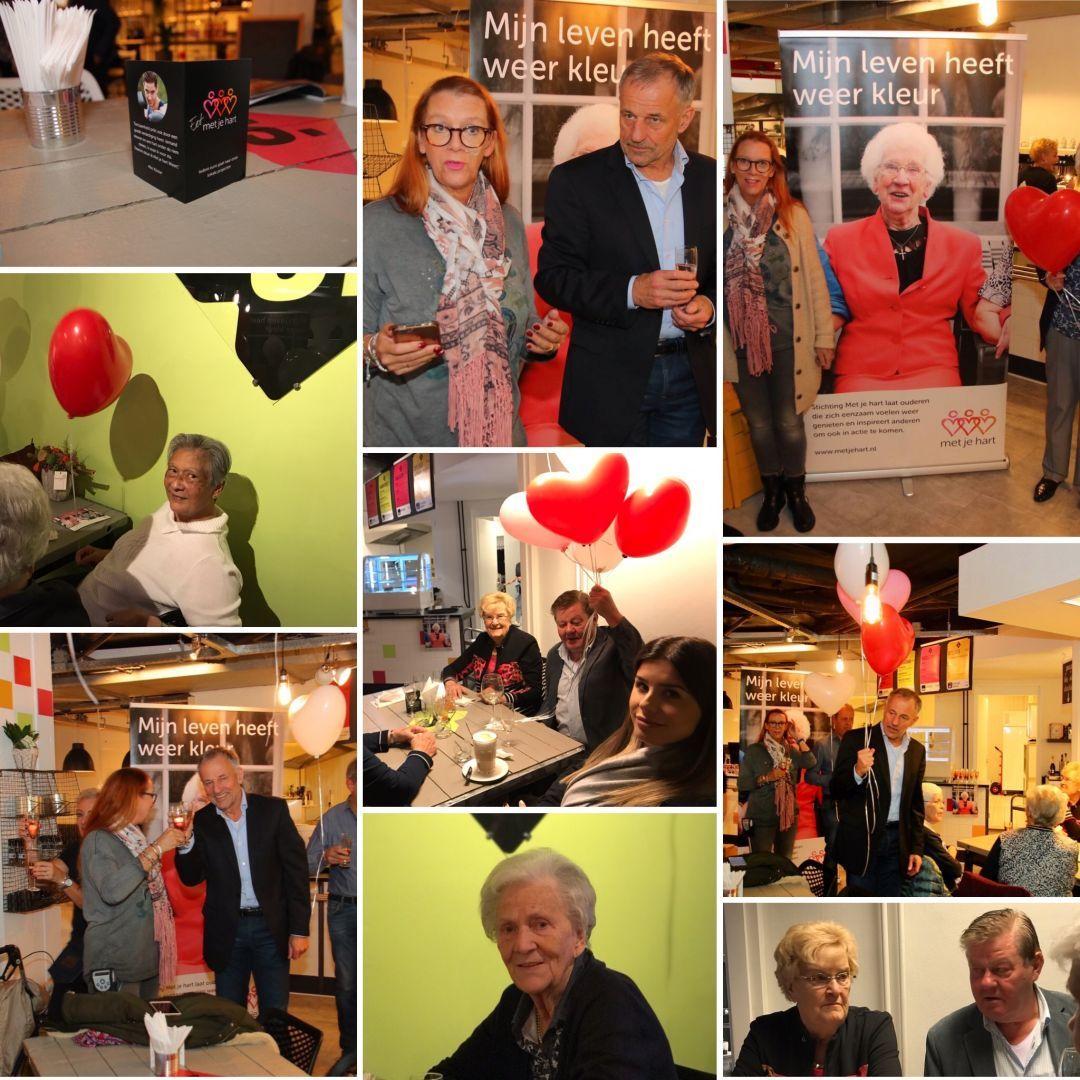 Stichting Met je hart maakt kans op 15.000€ !!!