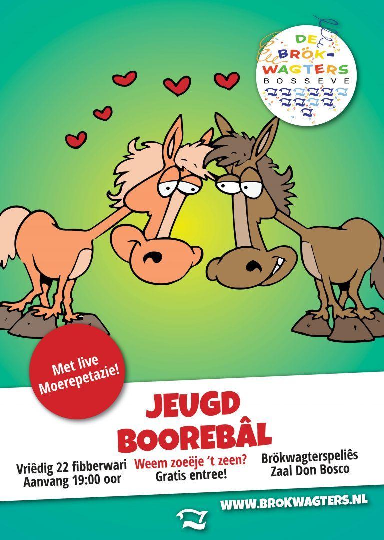 Jeugdboerenbal v.v.de Brökwagters