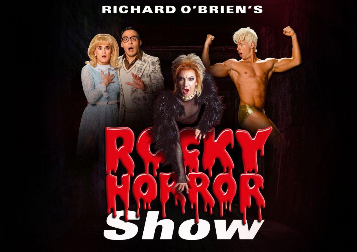 de ROCKY HORROR SHOW De meest waanzinnige rock-musical waarbij eindelijk alles weer mag!