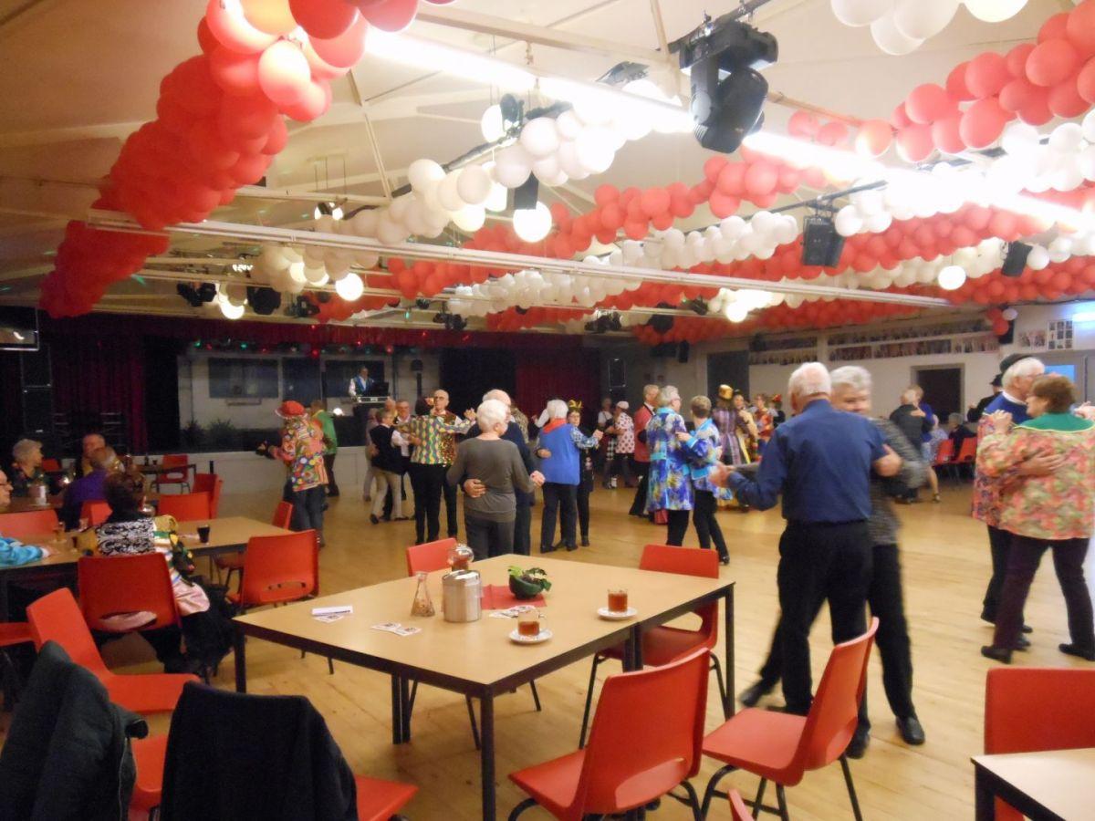 Senioren dansmiddag