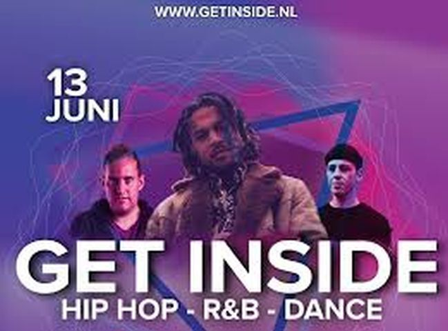 Get Inside Hip Hop - R&B - Dance