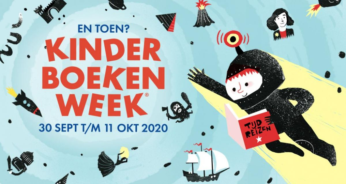 Kinderboekenweek: En toen? Reis mee door de tijd