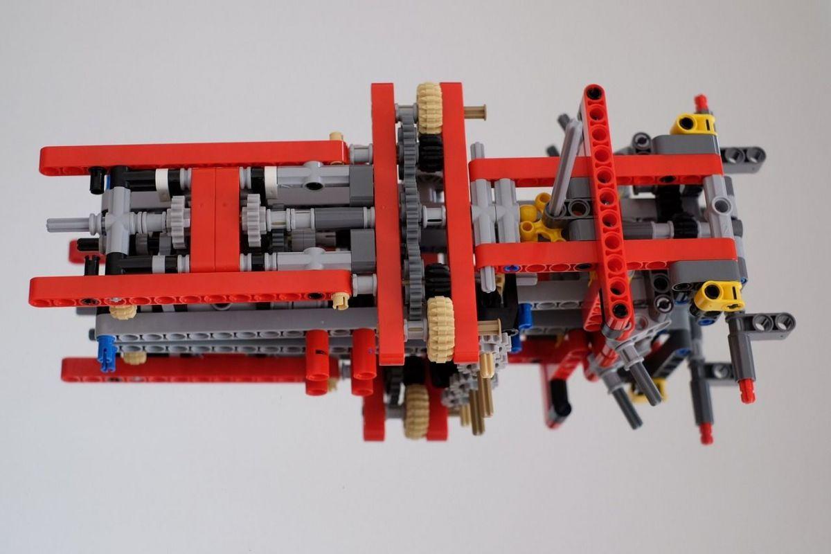 STEENGOED met LEGO™ - Machines