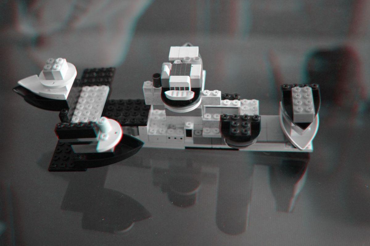 Workshop STEENGOED met LEGO™ - Ruimte