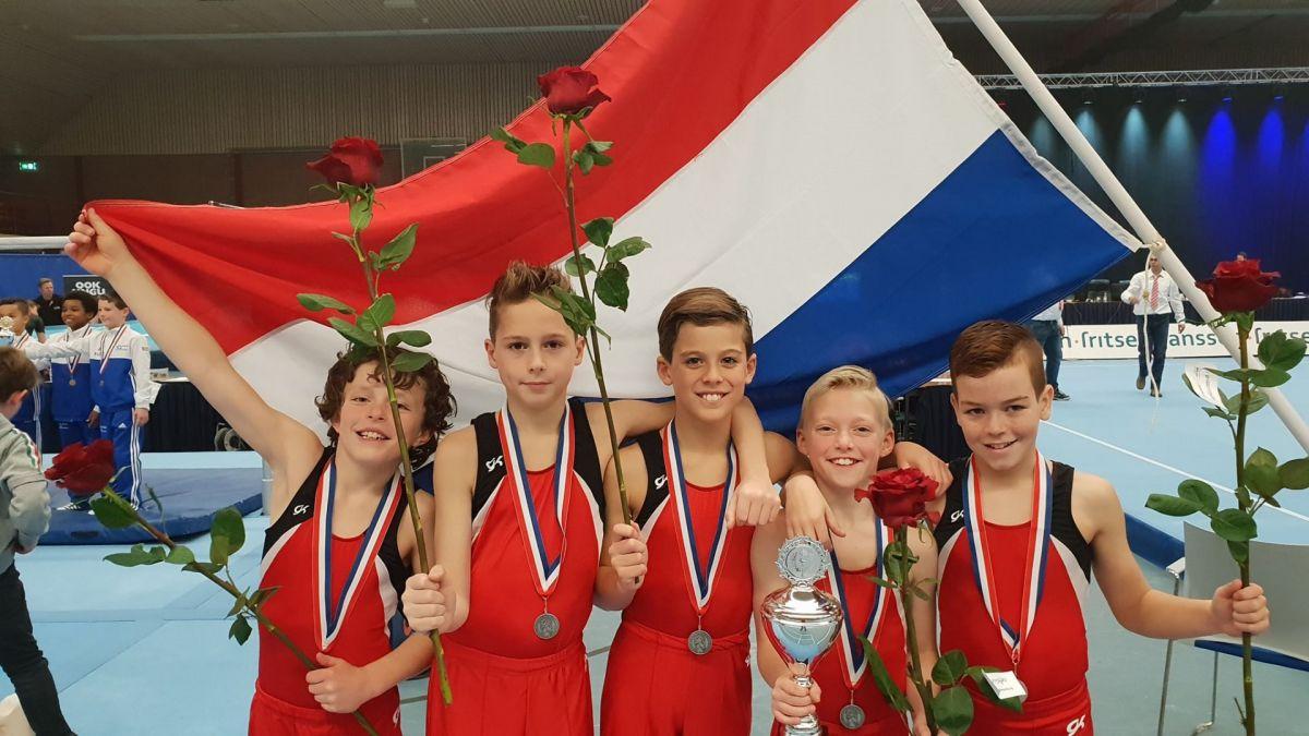 Kwalificatiewedstrijden NK Turnen Heren