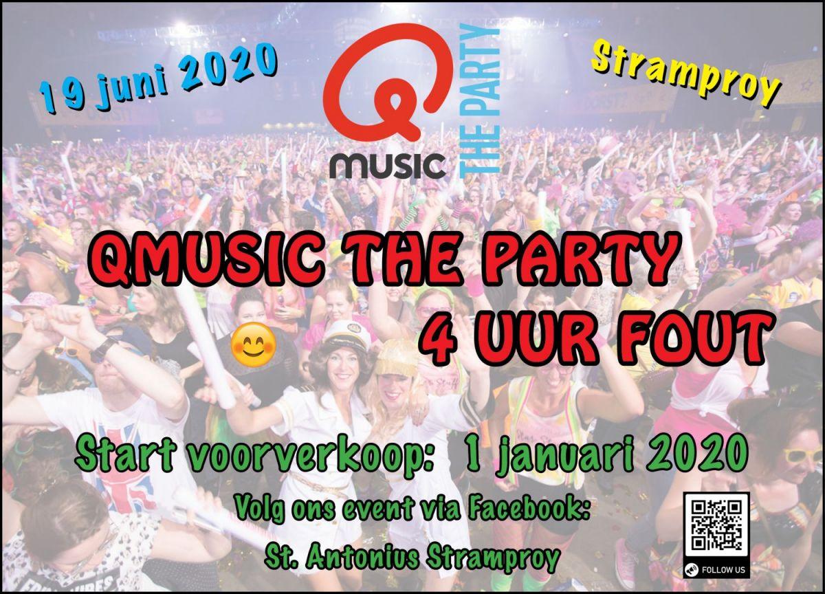 QMusic Foute Party