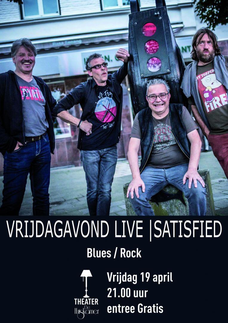 Vrijdagavond Live | Satsified
