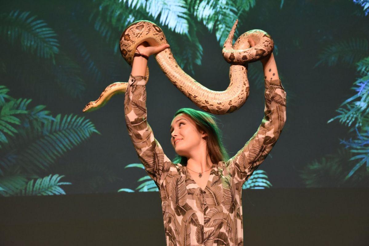 Sterrin's Reptielenreis Sterrin Smalbrugge