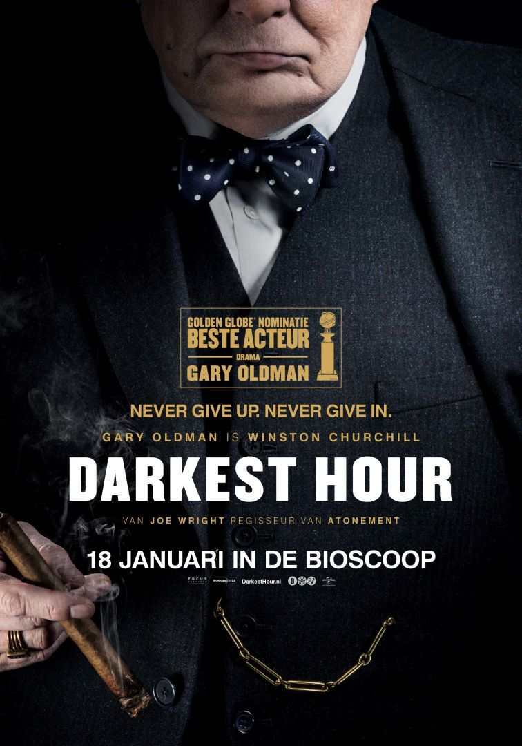 Filmhuis Weert: Darkest Hour