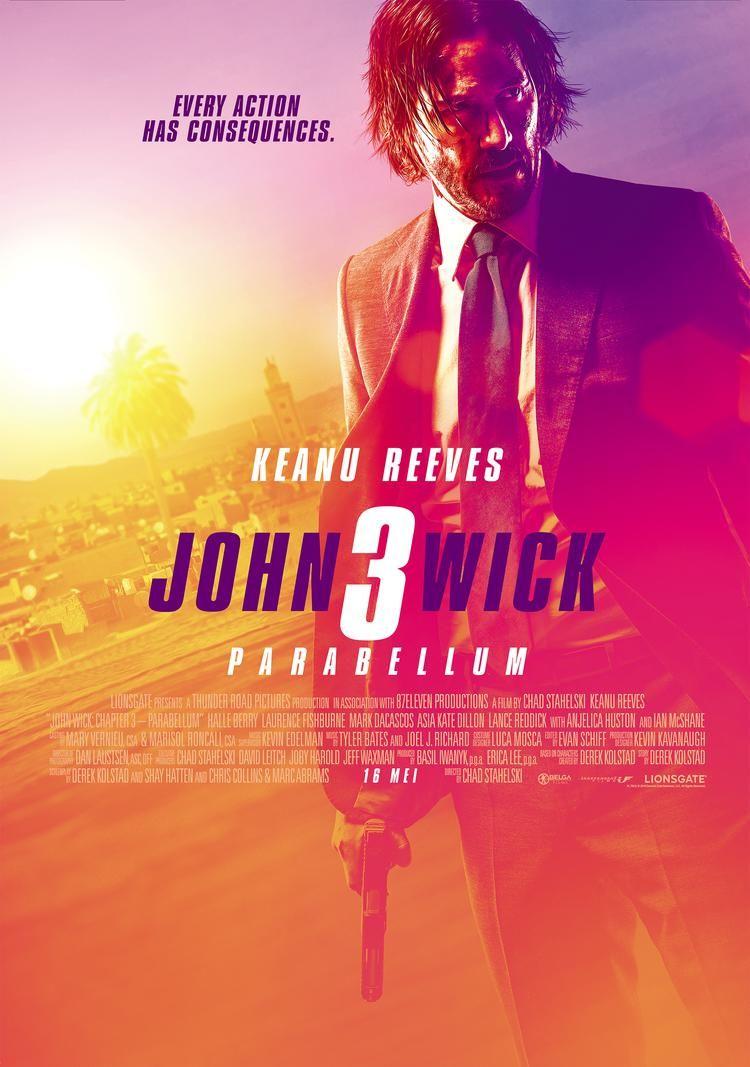 Mannenavond: John Wick 3
