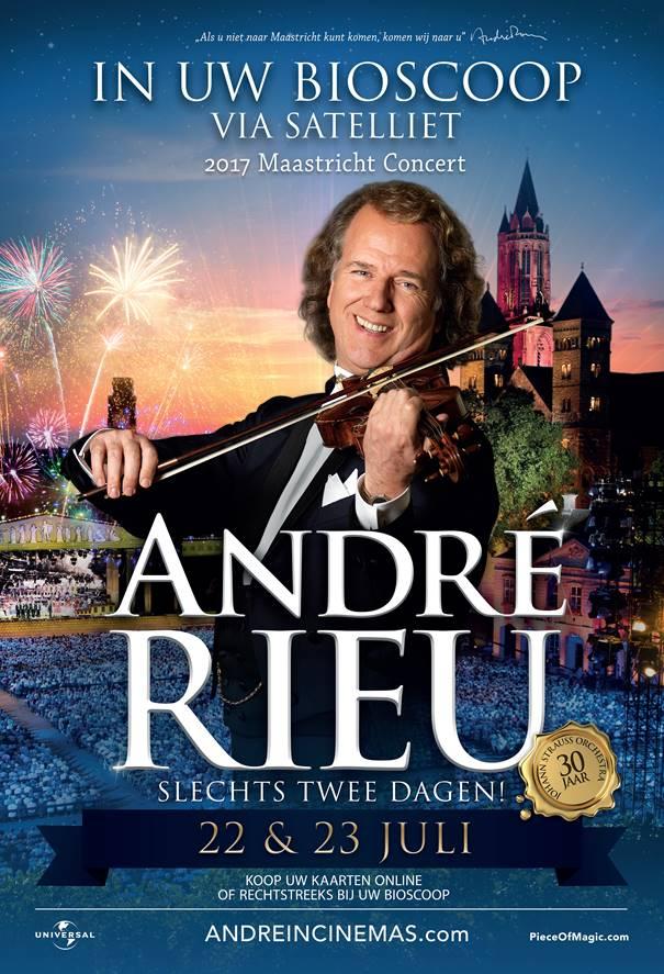 André Rieu: 2017 Concert Maastricht