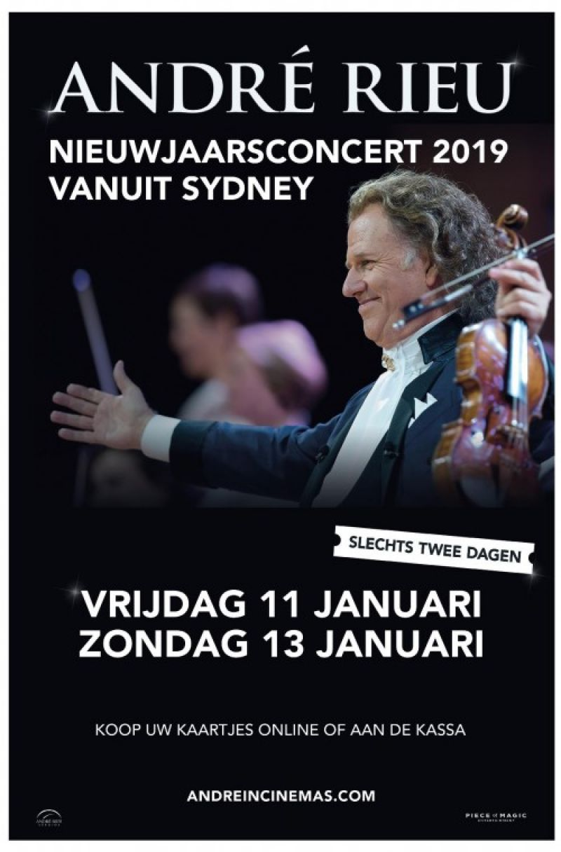 André Rieu - Nieuwjaarsconcert 2019