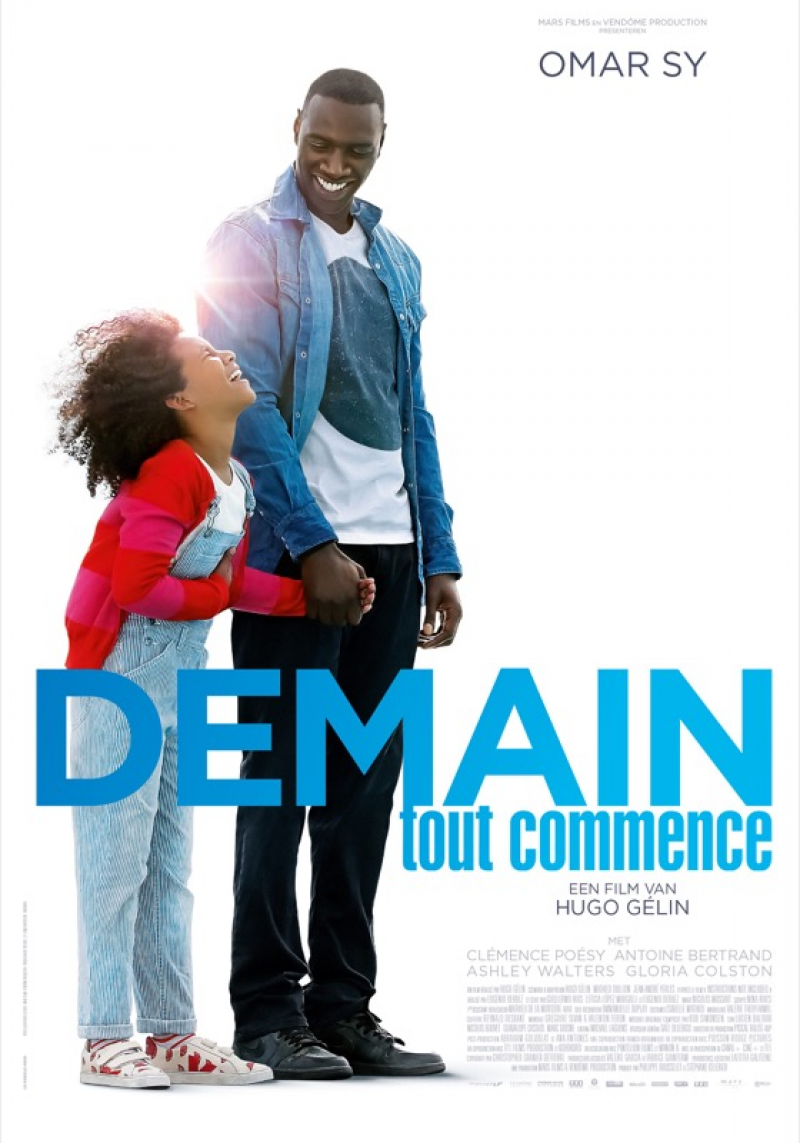 Filmhuis Weert: Demain tout Commence (MATINEE)