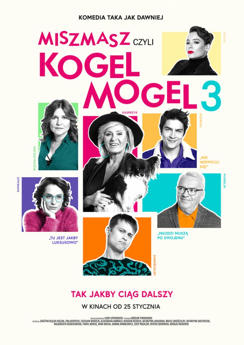 Miszmasz czyli Kogel Mogel 3 (Polskie Filmy)