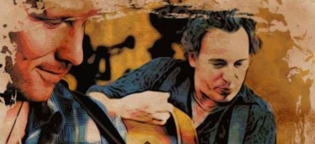 Frans Pollux duit Springsteen