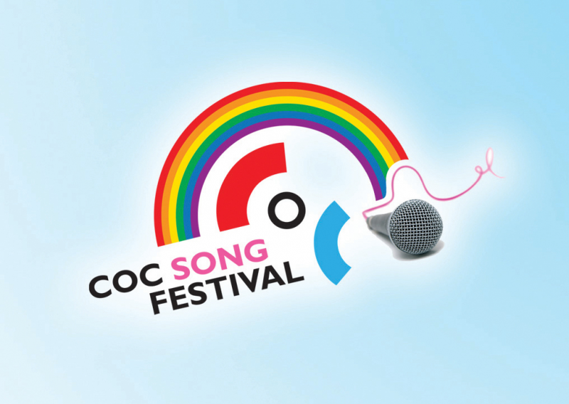 25e COC Songfestival-Afterparty