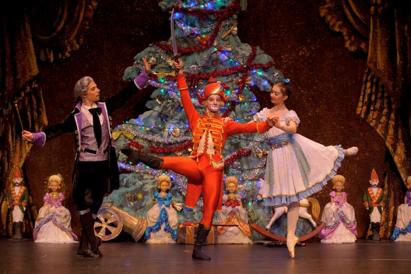 De Notenkraker - Ballet van de Staatsopera van Tatarstan