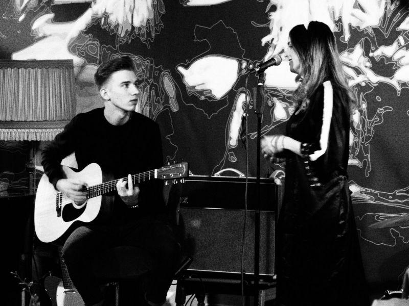 Vrijdagavond Live | David & Eva