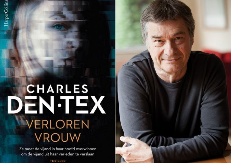 Signeersessie Charles den Tex Bruna Weert