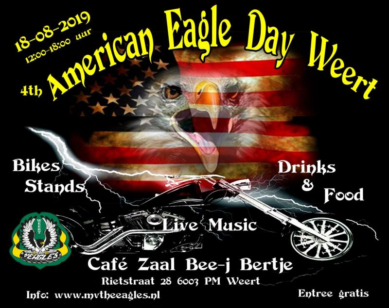 4Th American Eagle Day