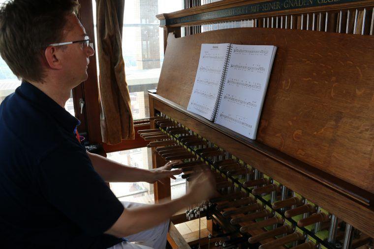 Beiaardconcert: Vlaamse beiaardmuziek