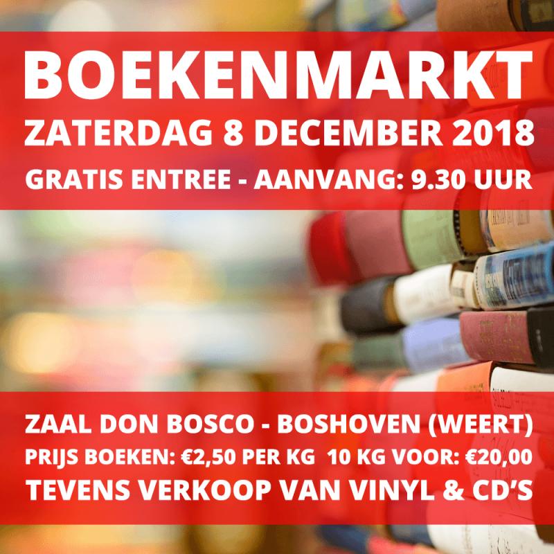 Jaarlijkse boekenmarkt