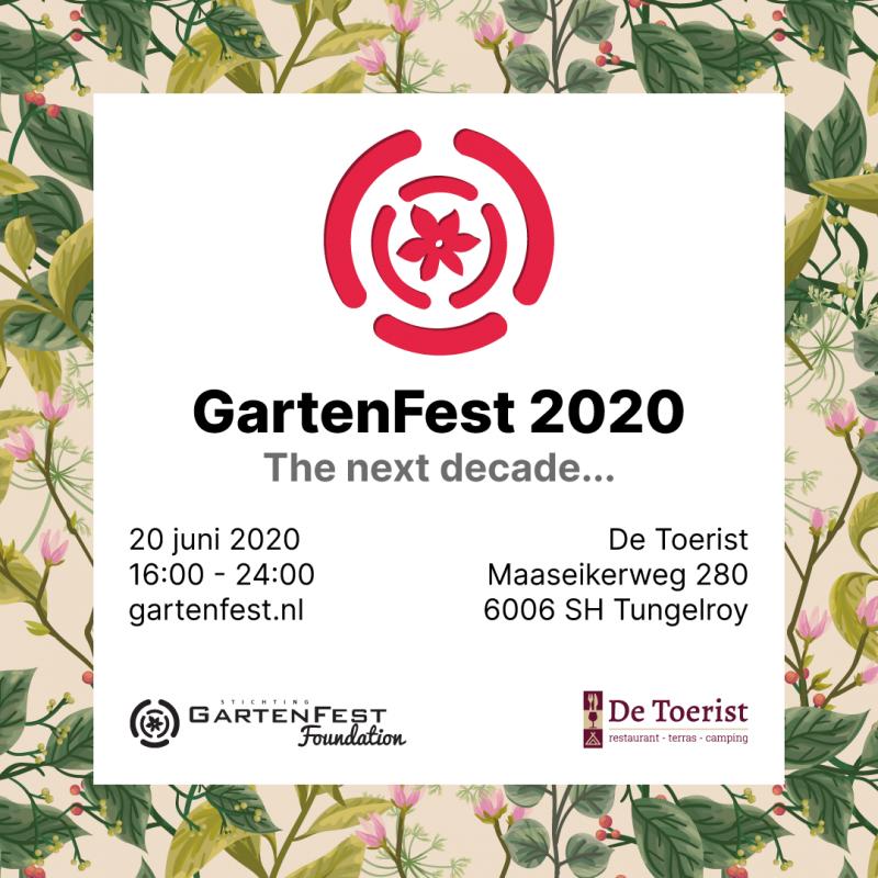 GartenFest 2020