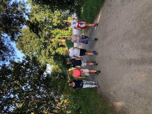 Herfstwandeling Atletiek- en wandelvereniging Weert