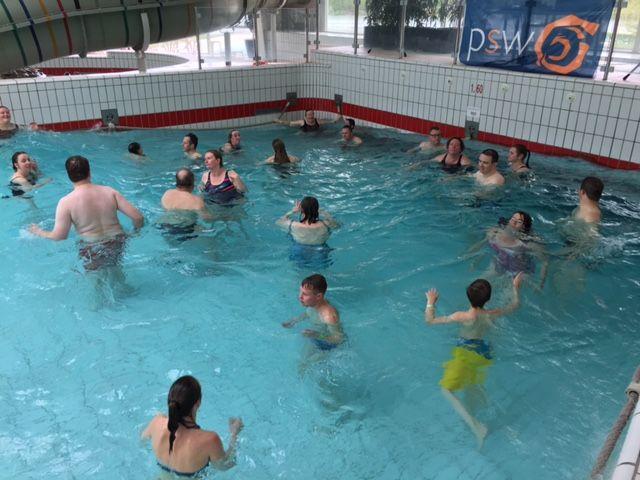 De Ijzeren Man.Zwemsportdag De Ijzeren Man Voor Mensen Met Een Beperking En Voor
