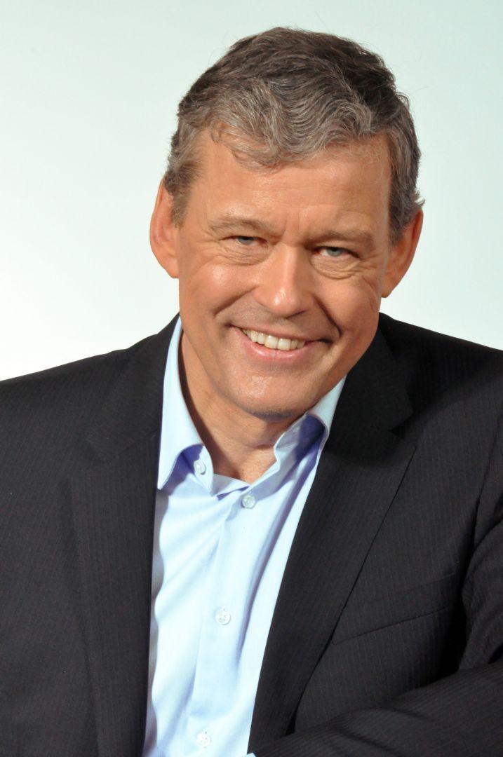 Charles Groenhuijsen 'Optimisten hebben de hele wereld'