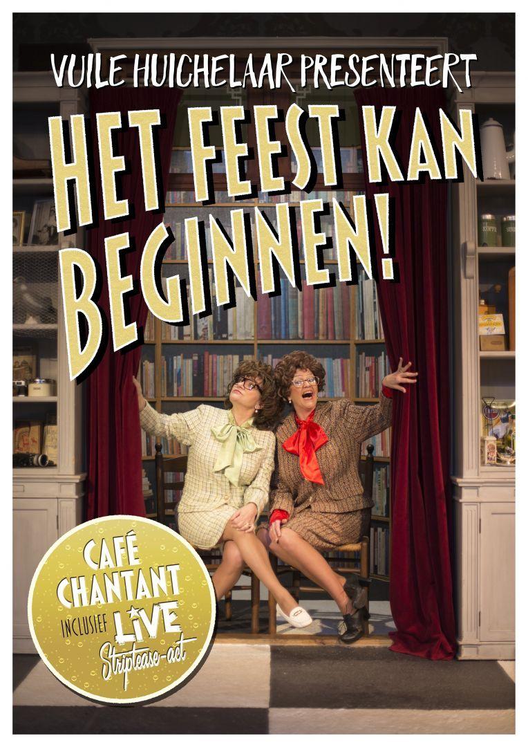 Vuile Huichelaar Het feest kan beginnen!