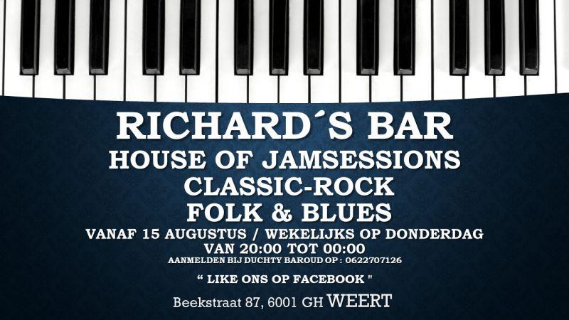 Jam-Sessions@Richard'sBar
