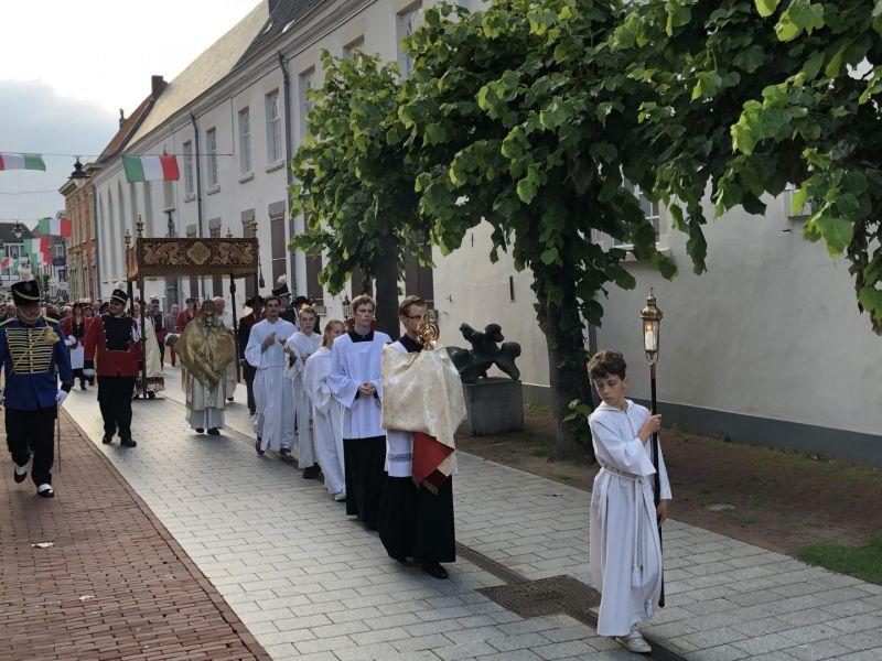 Sacramentsprocessie