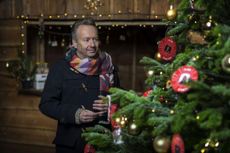 Warme Kerst bij Bibliocenter Weert met Joris' Kerstboom