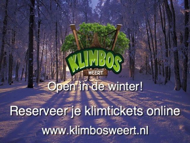 Klimactiviteit winter openstelling!