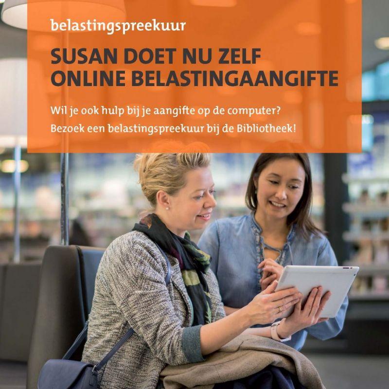 (online) Belastingspreekuur