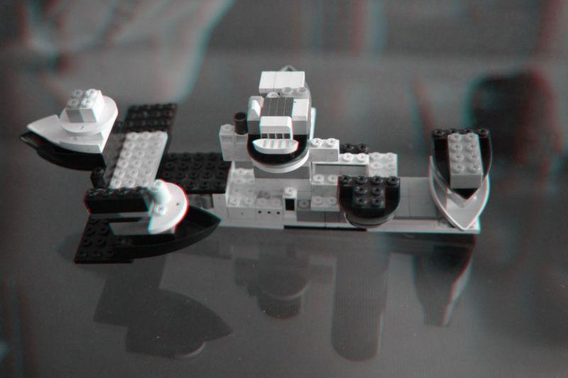 STEENGOED met LEGO™ - Ruimte