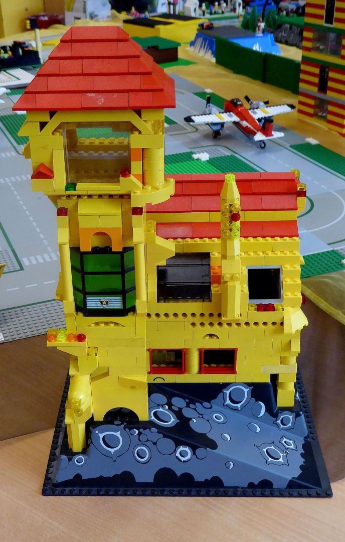 STEENGOED met LEGO™ - Torens
