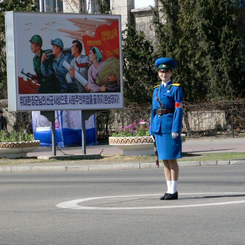 Noord-Korea: de verbeelde werkelijkheid Lezing 24 september door drs. Marc Roth bij Bibliocenter Weert