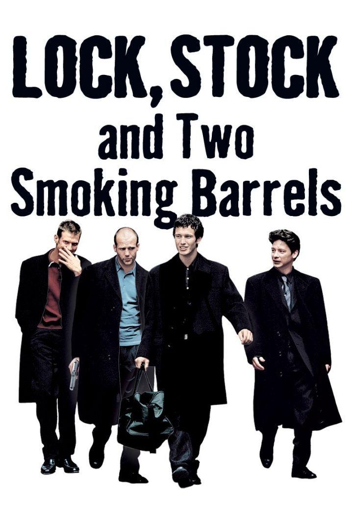 Van buiten naar binnenbios - Lock Stock & two smoking barrels