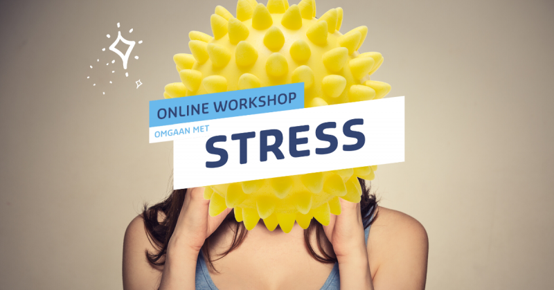 Omgaan met stress, online workshop