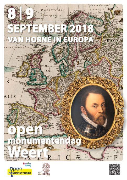 Open Monumentendag Weert 2018 Van Horne in Europa
